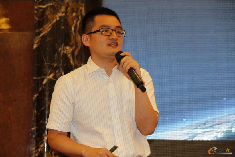 海康威视企业解决方案经理王俊卿