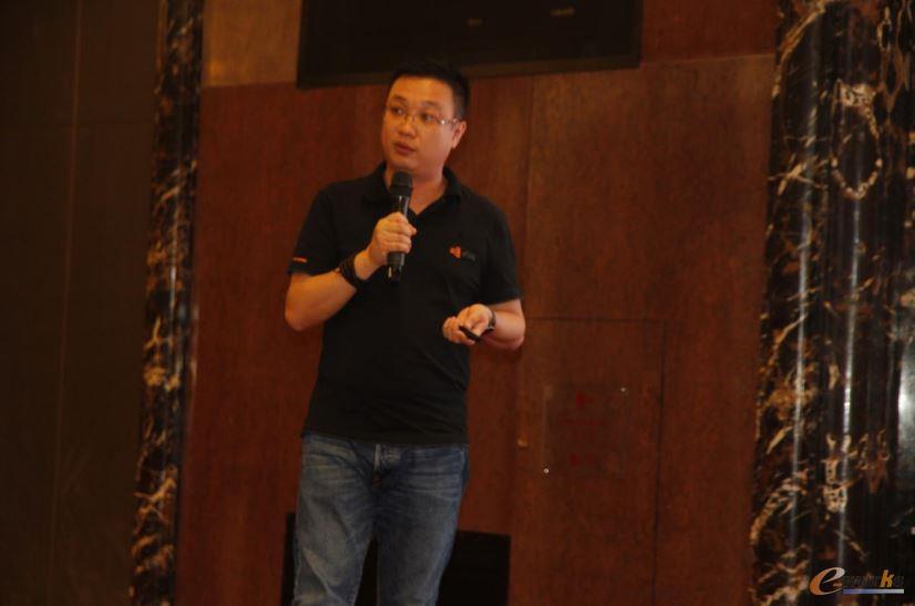 oTMS华南及西南区SAAS系统销售总经理陈曦