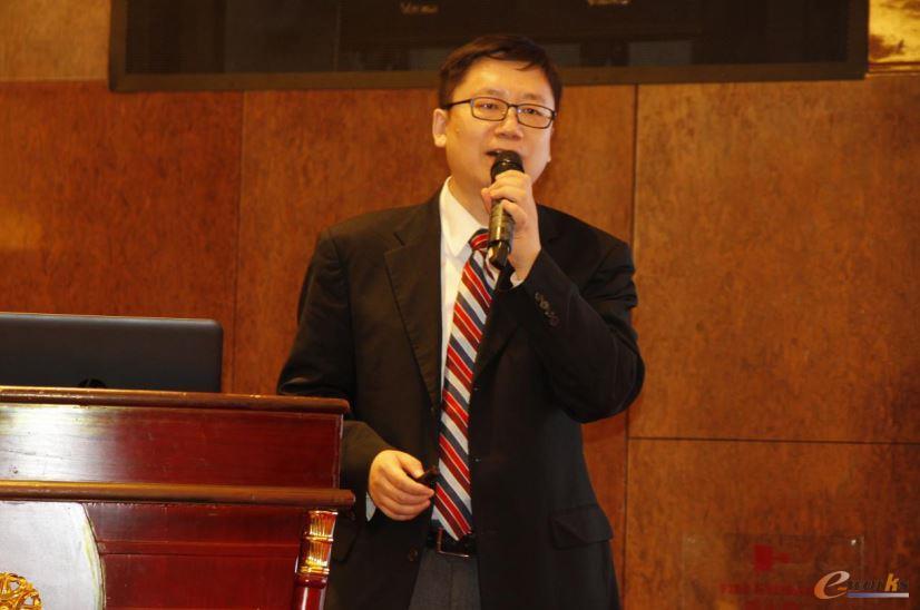 SAP大中华区业务发展总监刘宏江