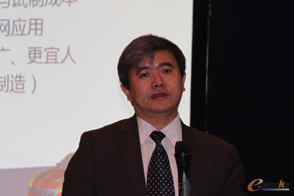 e-works总编 黄培博士