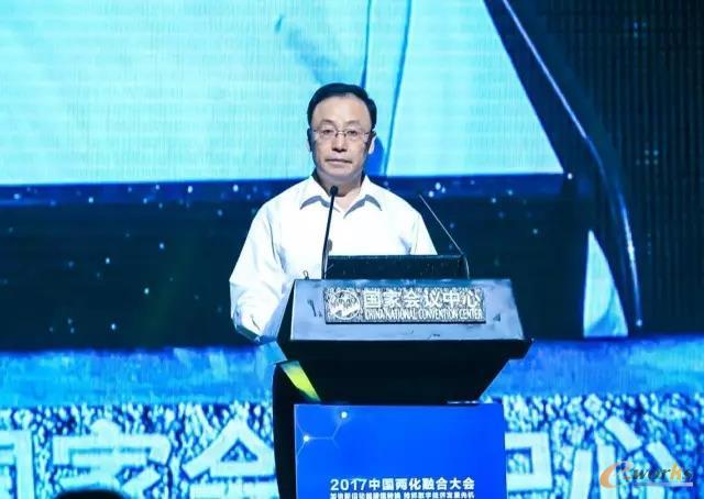 国务院国有资产监督管理委员会副主任徐福顺