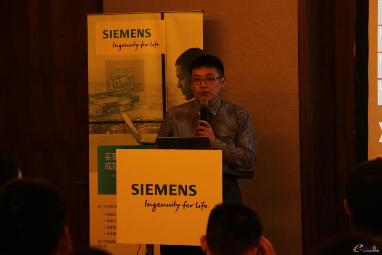 赛意信息新技术事业部总经理助理刘毅先生