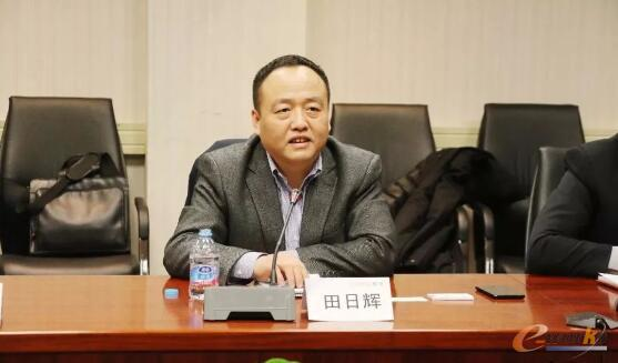 联想集团全球副总裁、数据智能业务负责人田日辉