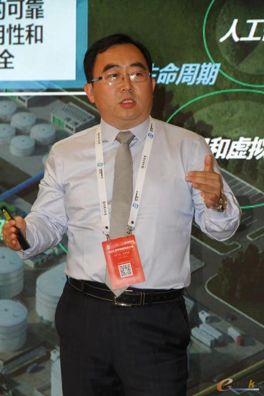 AVEVA软件(施耐德电气软件部)亚太区运营负责人 申红锋
