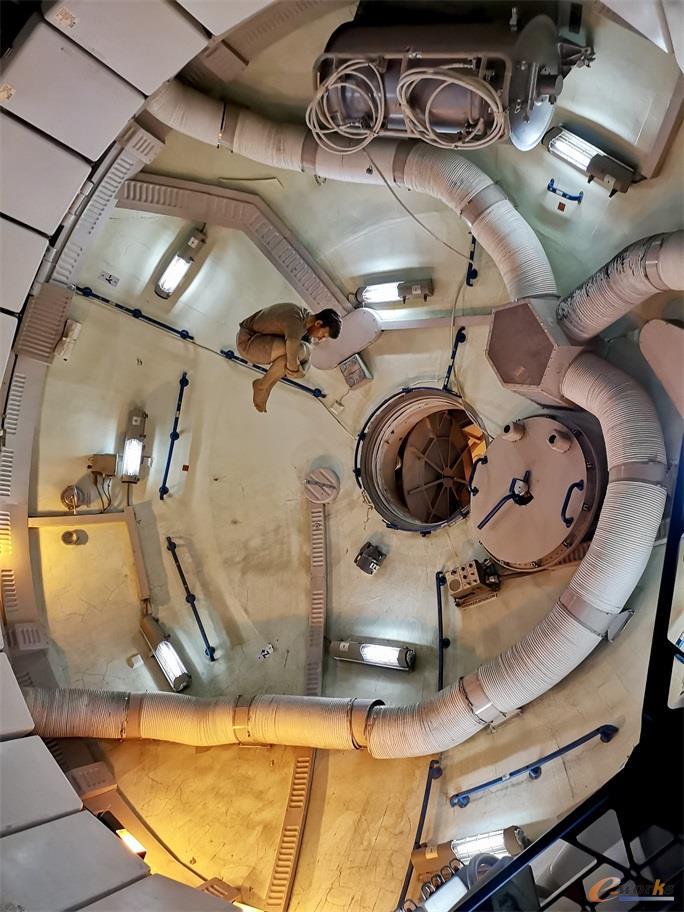 美国宇航员训练中心
