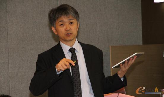三菱电机自动化(中国)有限公司e-F@ctory推进统括部副统括部长 长谷宏明