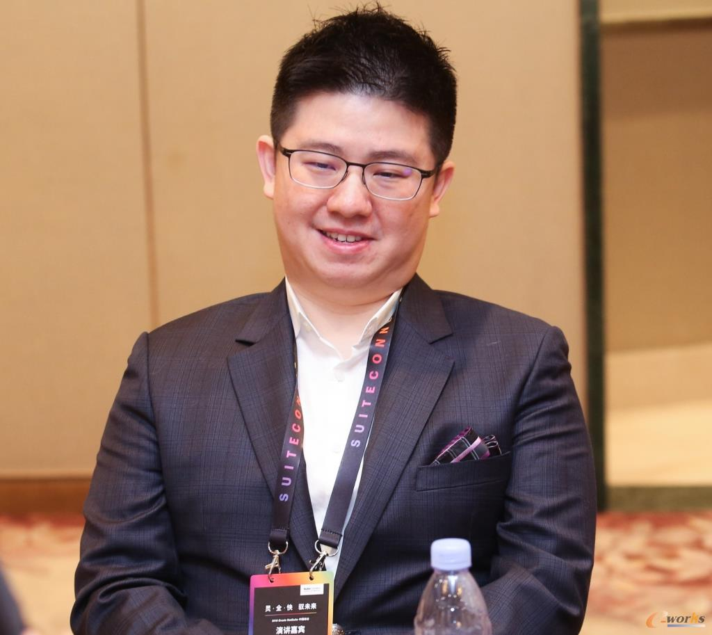 百川时代(北京)贸易有限公司首席信息官范哲睿先生