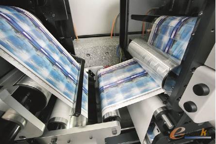 印刷机控制的模块化软件设计