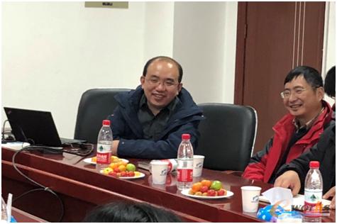 华中科技大学机械科学与工程学院陈冰教授介绍实验室具体工作