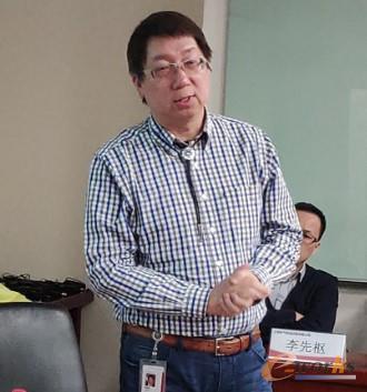 英业达企业电脑事业群全球营运事业处副总经理 阎承隆