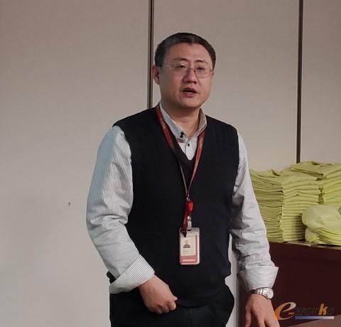 英业达集团(天津)电子技术有限公司总经理 范刚