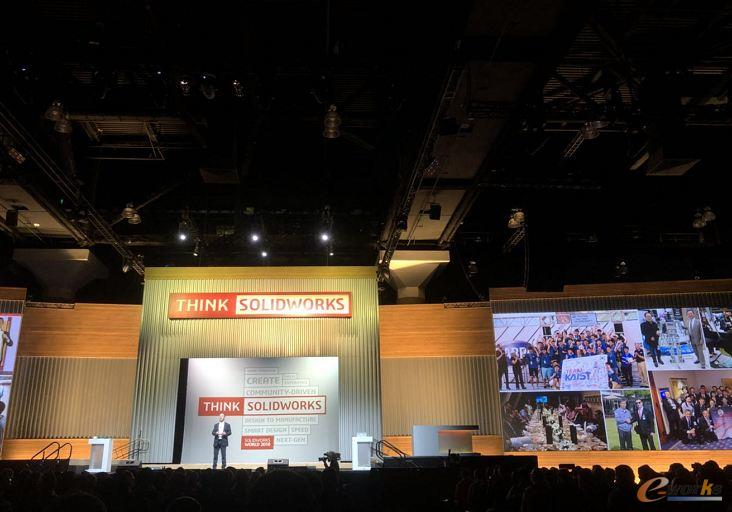 SOLIDWORKS全球CEO Gian Paolo Bassi