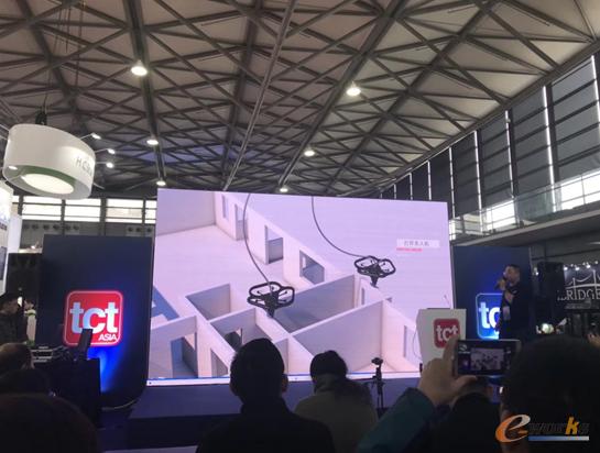 应华总经理讲解开放式3D打印(OAM)