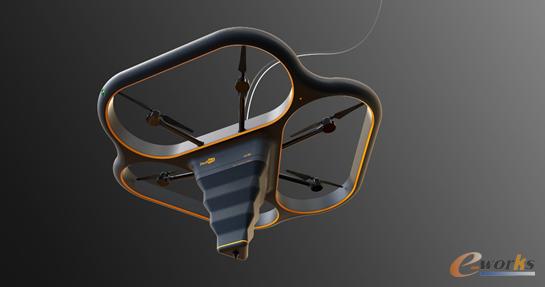 开放式3D打印(OAM)产品外观图