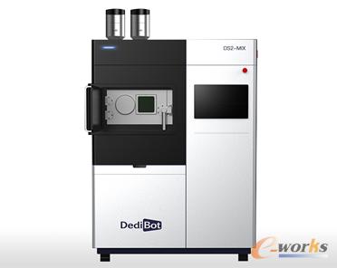 材料混构3D打印(MMSLM)产品外观图