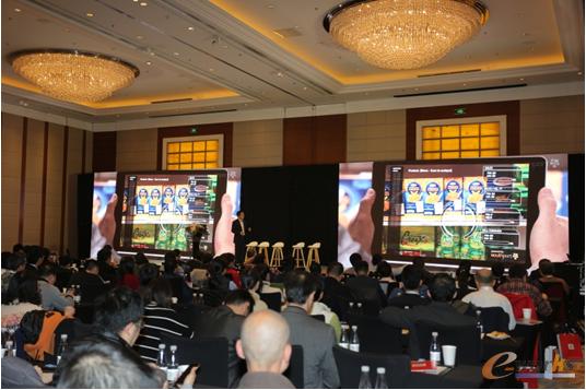 """2018年3月16日,""""2018年微策略用户峰会——上海站""""在上海雅居乐万豪酒店盛大召开。MicroStrategy微策略作为全球企业分析及移动应用解决方案的领导者,邀请众多重量级行业客户莅临峰会现场,带领现场300余名用户一起领略真正的企业级BI分析平台创新技术。"""