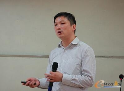 华中科技大学自动化学院副教授陈曦博士
