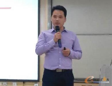 易普优科技副总经理陈奇先生