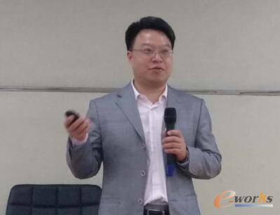 武汉制信科技有限公司总经理胥军博士