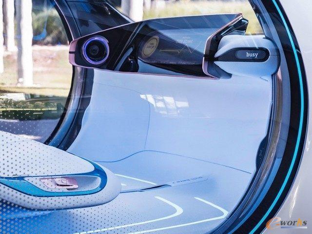 智能汽车操作台