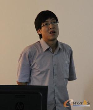 集团信息管理部王洪涛