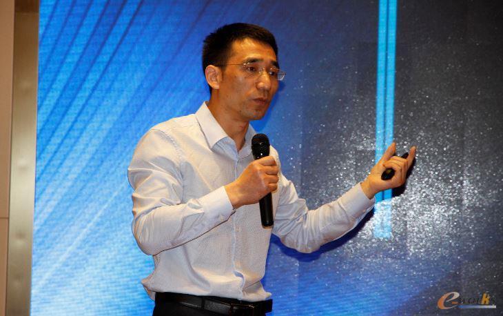 中微半导体设备(上海)有限公司IT/ERP总监董祥国