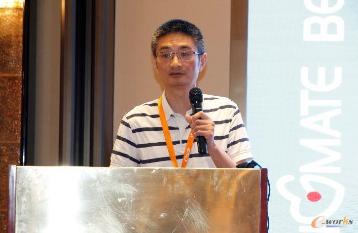 贝因美婴童食品股份有限公司首席信息官黎光
