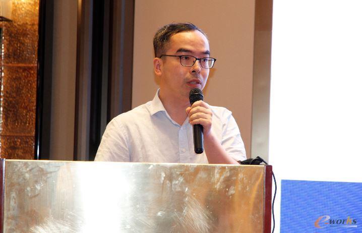 杭州海兴电力科技股份有限公司信息管理部总监程翔