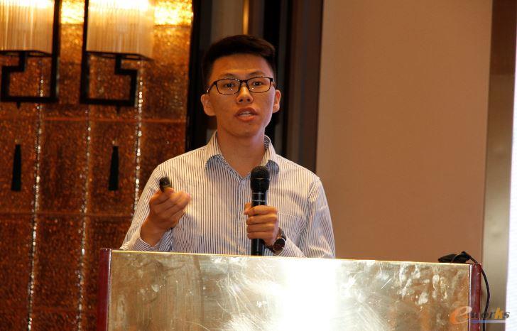 中国信息通信研究院广州智慧城市研究院信息化与工业化融合研究部谢鸣宇