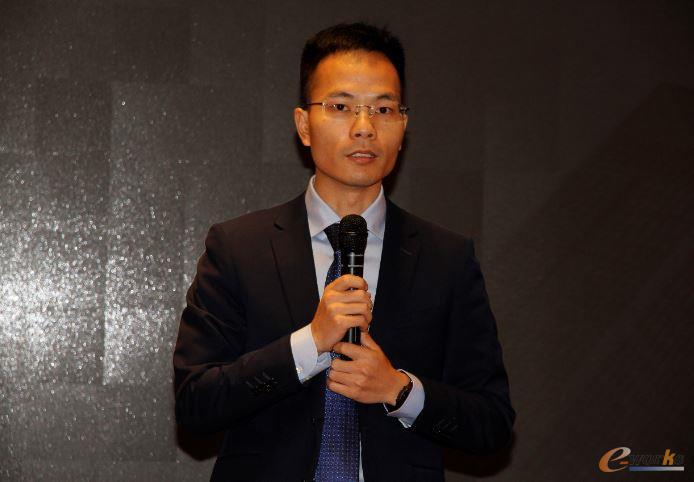 赛意云技术发展中心总监张顺国