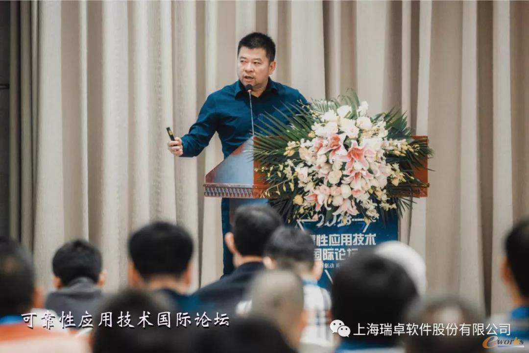 加拿大籍可靠性及风险管理高级专家陈明斌先生
