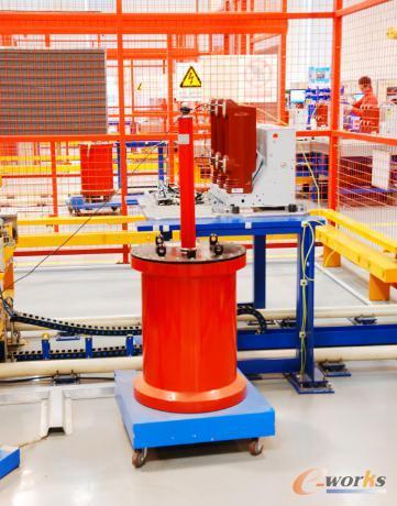 RFID集成自动耐压测试