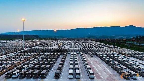 重庆汽车产业
