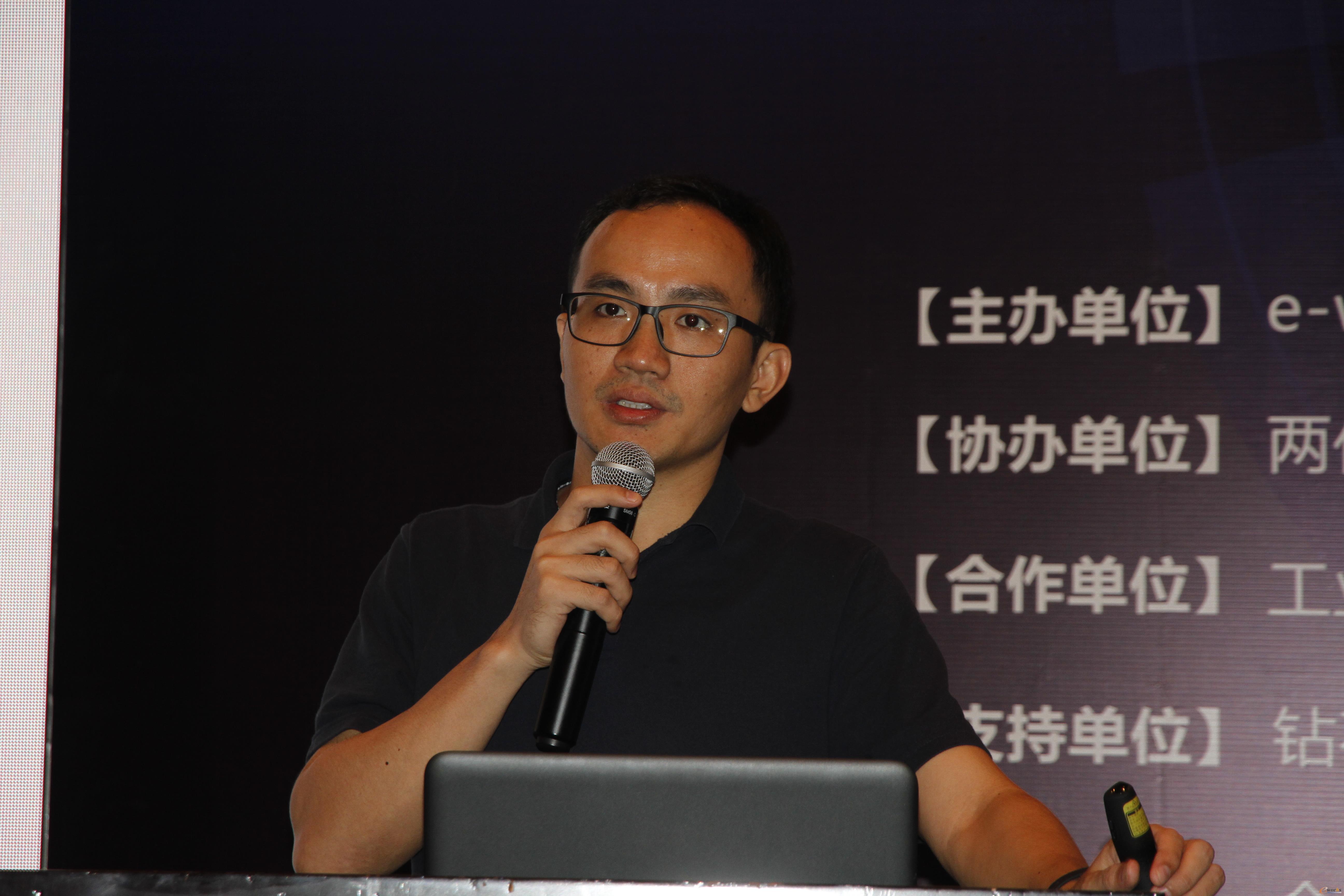 图8 裕同集团信息中心IT项目经理黄柏