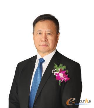 贝加莱(中国)大中华区总裁 肖维荣博士