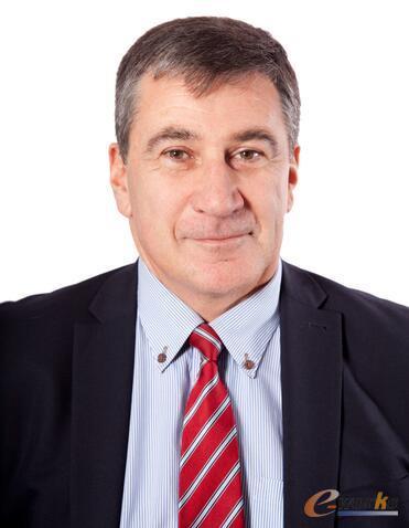 IFS全球工程建筑基础设施行业总监 Kenny Ingram