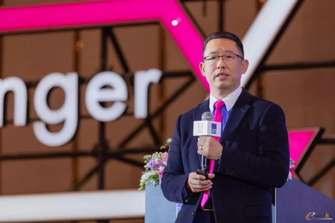 威图(Rittal)中国总裁 张强先生