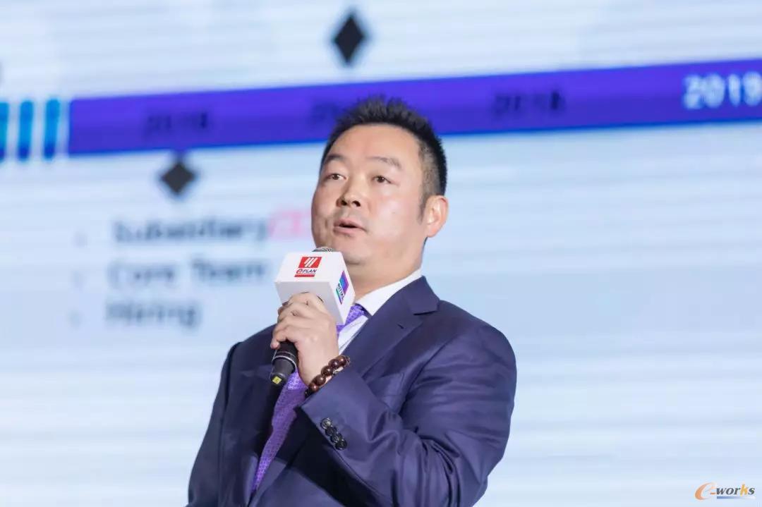 易盼(EPLAN)中国总裁 覃政先生