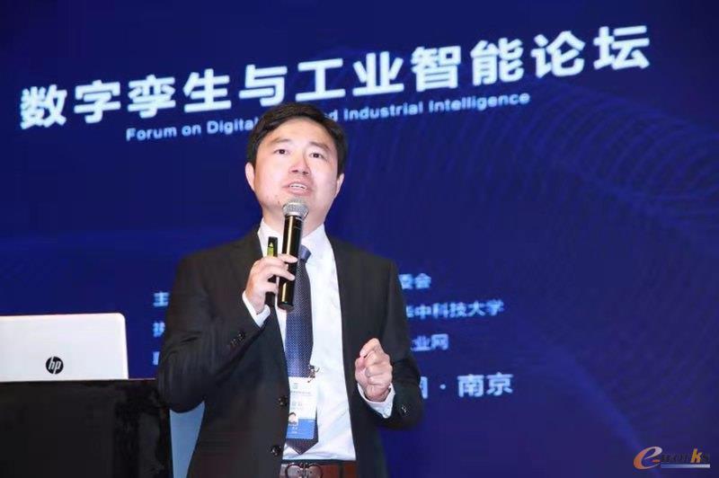 上海海立(集团)股份有限公司智能制造负责人曹进博士