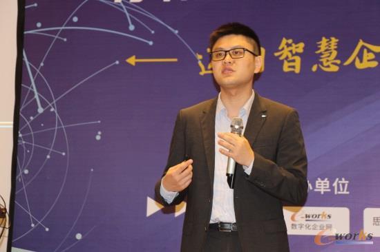 SAP资深方案构架师刘侃