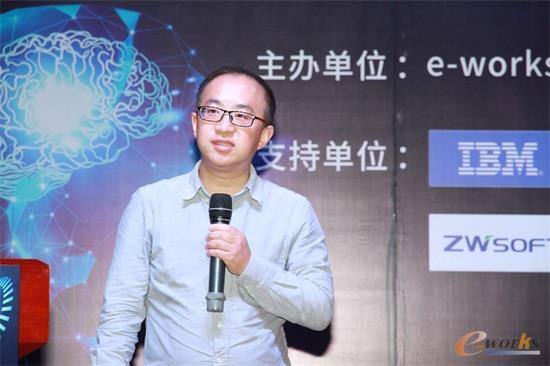 上海亦策软件解决方案总监崔咏军