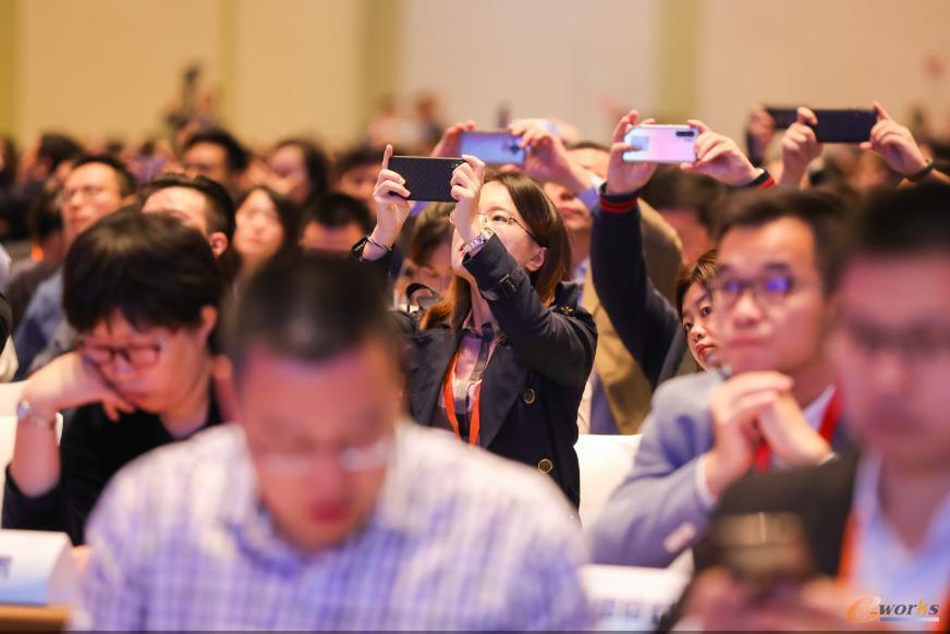 2019年产业互联与数字经济大会暨第二届工业互联网平台创新发展大会现场