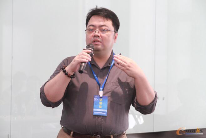 格创东智资深解决方案架构师刘琦嵘