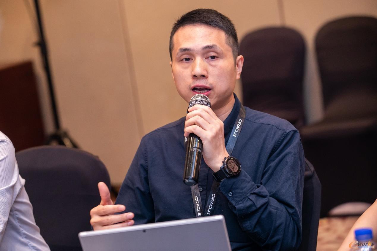 健合(H&H)国际控股有限公司IT总监李韶斌