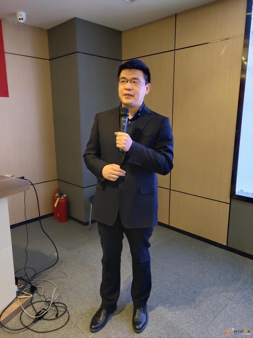 南京简睿捷软件开发有限公司总经理李海峰