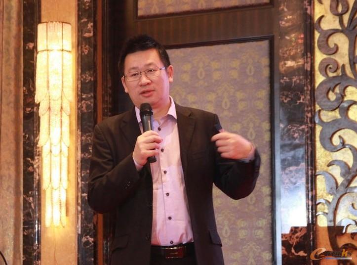 e-works咨询事业部总经理李伟