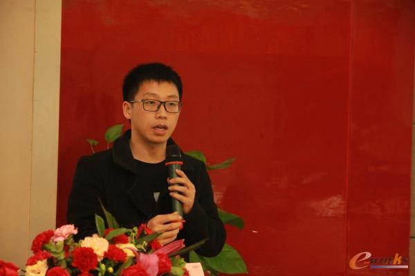 武汉恩硕科技有限公司技术部经理刘朝瑜
