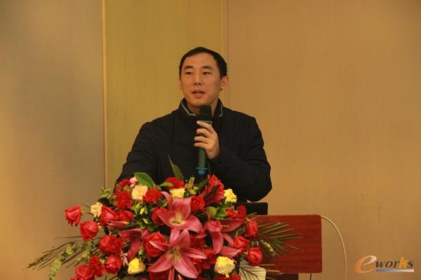 武汉重型机床集团有限公司信息中心主任刘祺