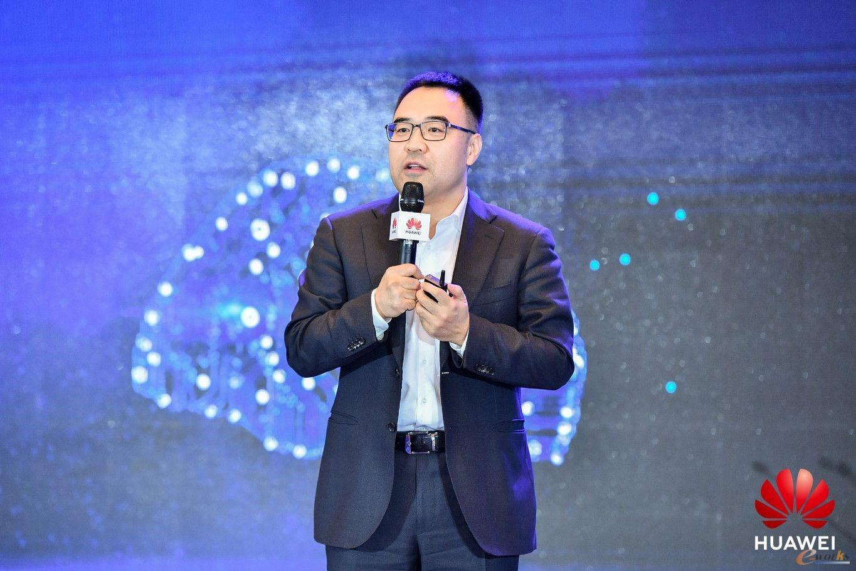 华为EBG中国区副总裁、大企业业务部总经理姚茳