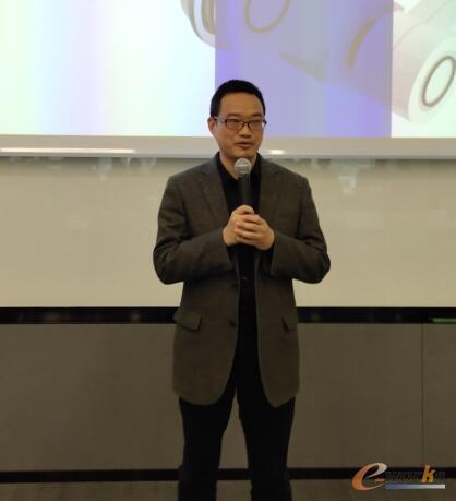 e-works南京制信制造技术有限公司常务副总 陶亚宁
